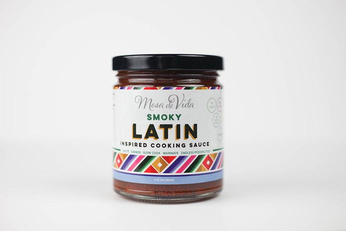 Smoky Latin Inspired Cooking Sauce by Mesa de Vida