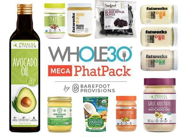 Whole30 Approved MEGA Phat Pack