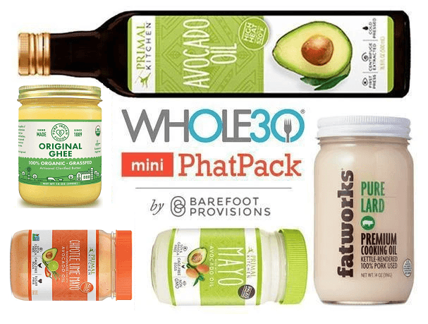 Whole30 Approved Mini Phat Pack