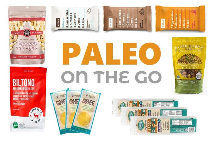 Paleo on the GO Kit