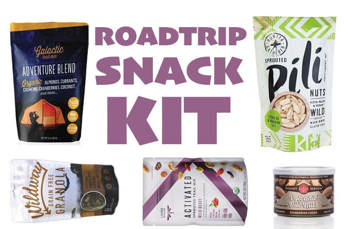 Road Trip Snack Pack