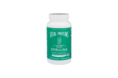 Spirulina Powder Capsules by Vital Proteins