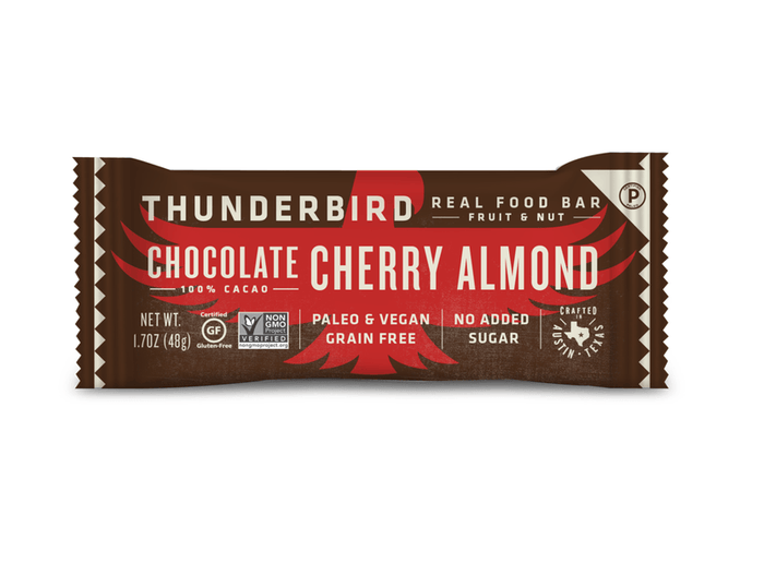 Chocolate Cherry Almond Bar by Thunderbird