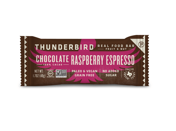 Chocolate Raspberry Expresso Bar by Thunderbird