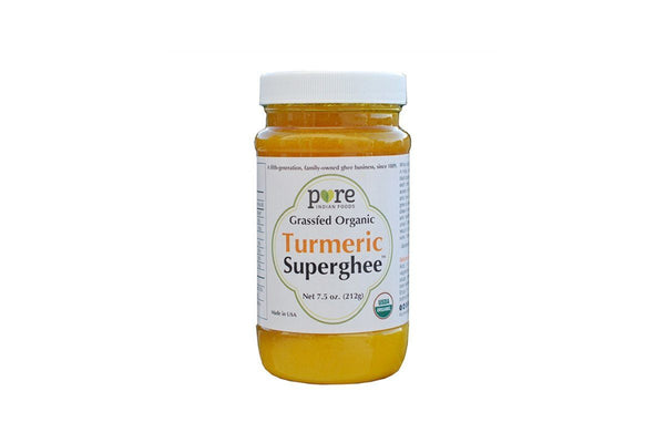 Turmeric SuperGhee by Pure Indian Foods