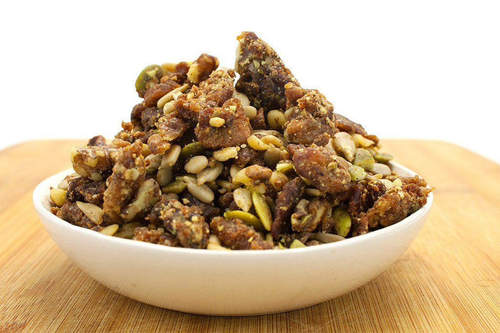 Banana Nut Granola by Wildway