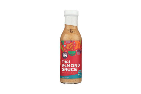 Thai Almond Sauce by Yai's Thai