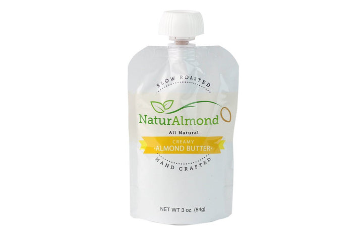 NaturAlmond Almond Butter Pack, by Georgia Grinders