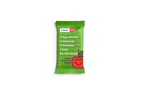 Apple Cinnamon Raisin Bar by RXBAR Kids