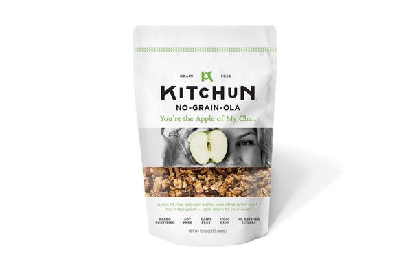 You're the Apple of My Chai: No-Grain-Ola by Kitchun