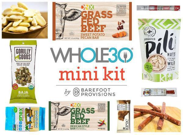 Whole30 Mini Kit
