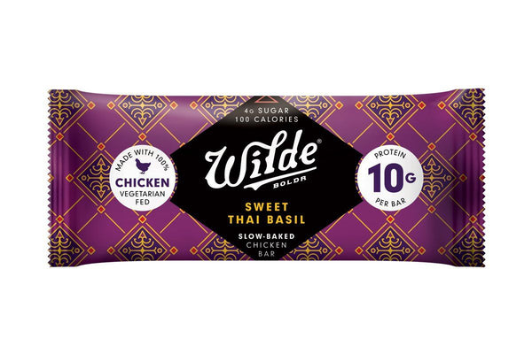 Sweet Thai Basil Bar by Wilde Snacks