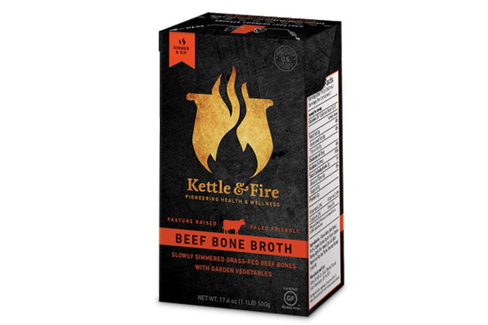 Beef Bone Broth by Kettle & Fire
