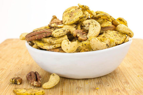 Righteous Ranch Snack Mix by Bubba's Fine Foods