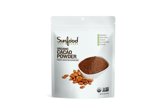 Organic Cacao Powder by Sunfood