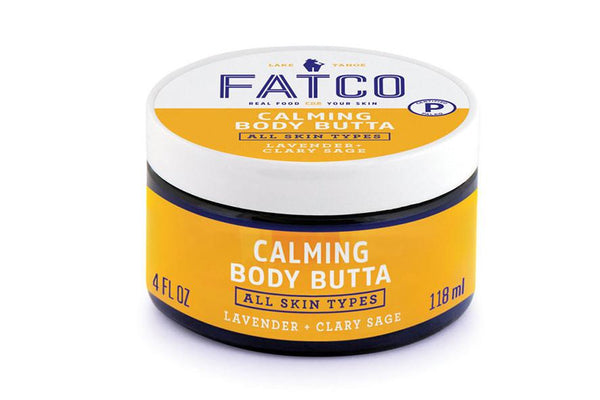 Calming Body Butta by FATCO