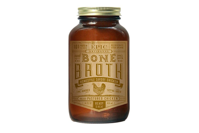 Homestyle Chicken Bone Broth by EPIC