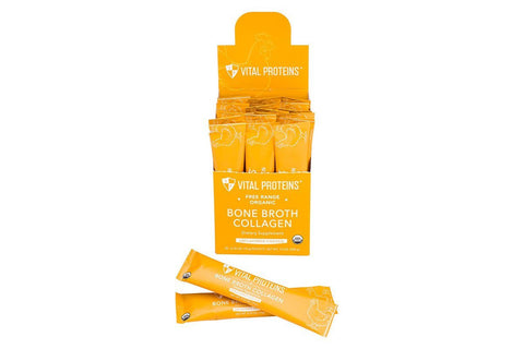 Chicken Bone Broth Collagen Sticks, Unflavored, Box of 20 by Vital Proteins