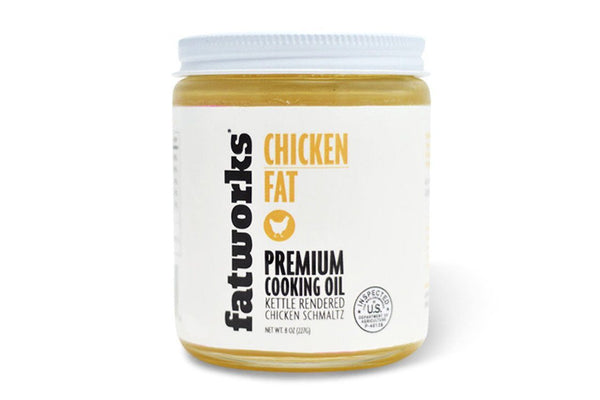 Organic Free Range Chicken Fat by Fatworks