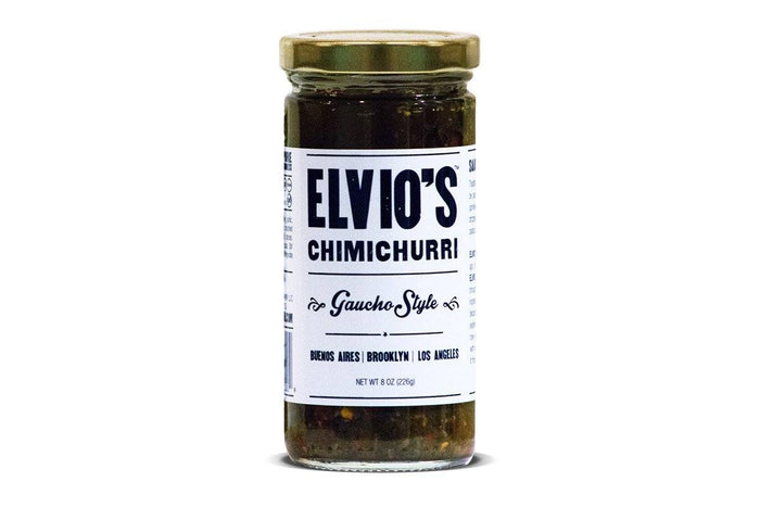 Argentinian Chimichurri Sauce by Elvio's