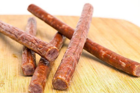 Chomps Snack Sticks, Cracked Pepper and Sea Salt Venison