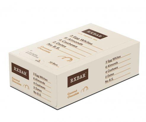 Coconut Chocolate Protein Bar by RxBar