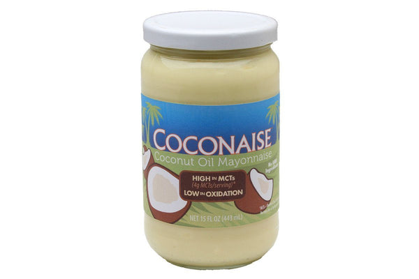 Coconaise - Coconut Oil Mayonnaise
