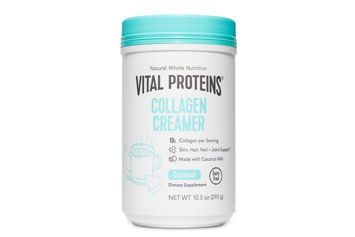 Collagen Creamer, Coconut, by Vital Proteins