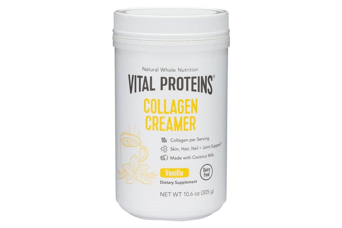 Collagen Creamer, Vanilla, by Vital Proteins