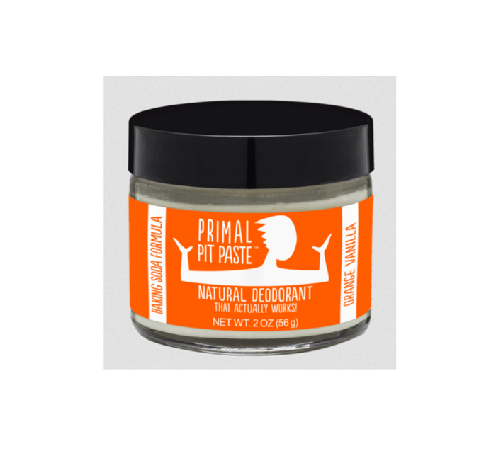 Orange Vanilla Deodorant by Primal Pit Paste