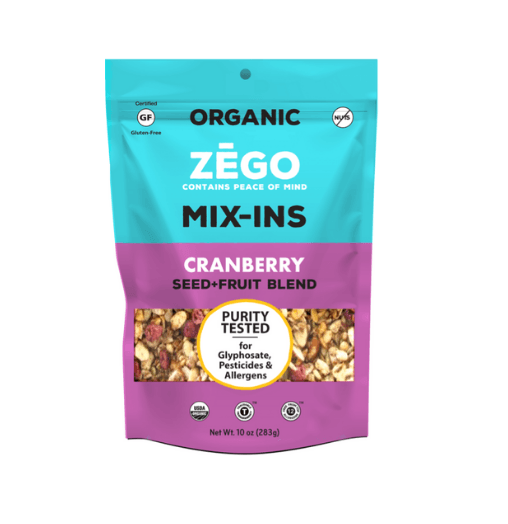 Cranberry Mix-Ins 10 oz Bag by ZEGO