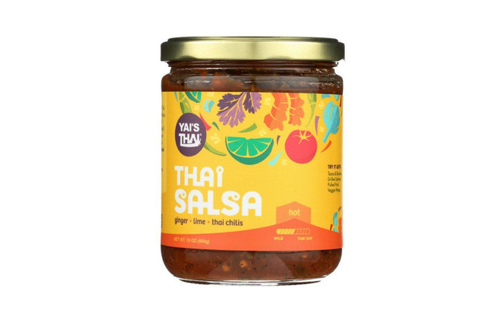 Hot Thai Salsa by Yai's Thai