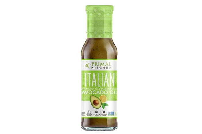 Italian Dressing with Olive and Avocado Oil by Primal Kitchen