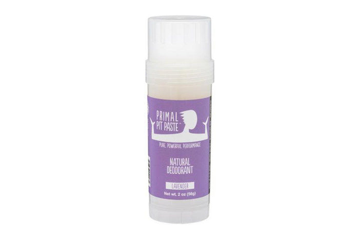 Lavender Deodorant Stick by Primal Pit Paste