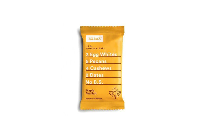 Maple Sea Salt Bar by RXBAR