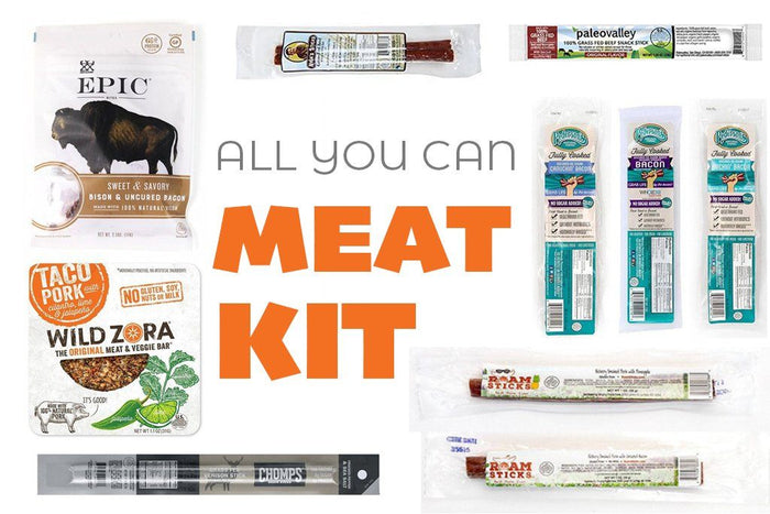 All You Can Meat Kit