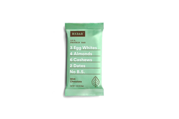 Mint Chocolate Bar by RXBAR