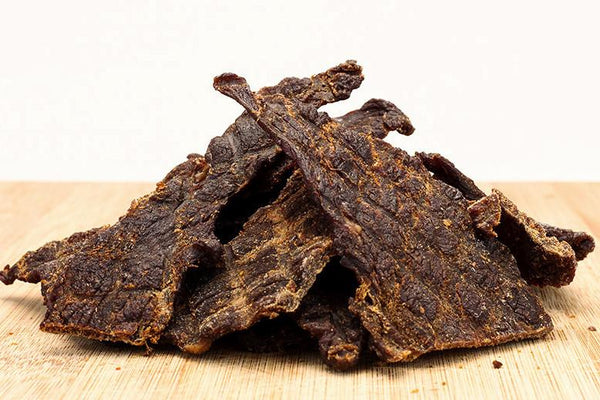 Spicy Beef Jerky by The New Primal