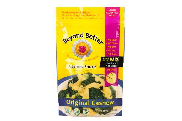 Non-Dairy Cashew Sauce, Original, by Beyond Better