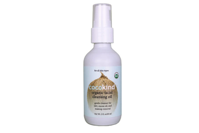 Organic Facial Cleansing Oil by cocokind