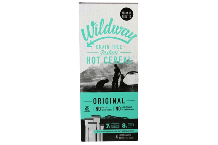 Grain-Free Instant Hot Cereal, Original, by Wildway
