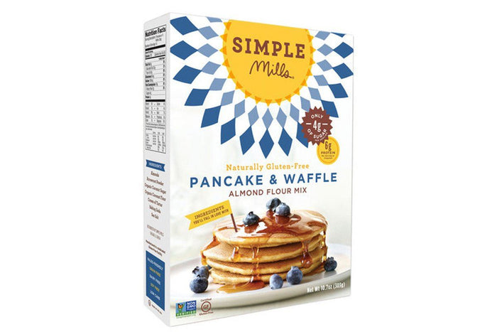 Pancake & Waffle Mix by Simple Mills