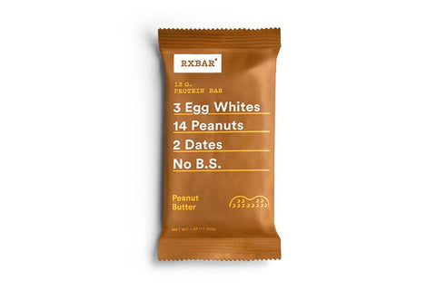 Peanut Butter Protein Bar by RXBAR