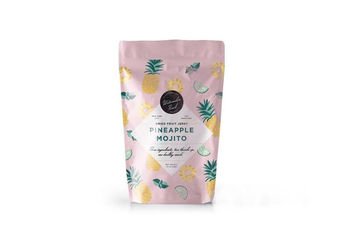Pineapple Mojito Fruit Jerky by Watermelon Road