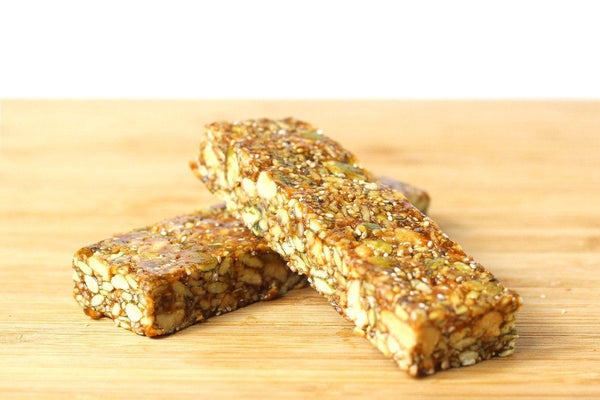 Coconut Cashew Bar with Grass-Fed Collagen by Primal Kitchen