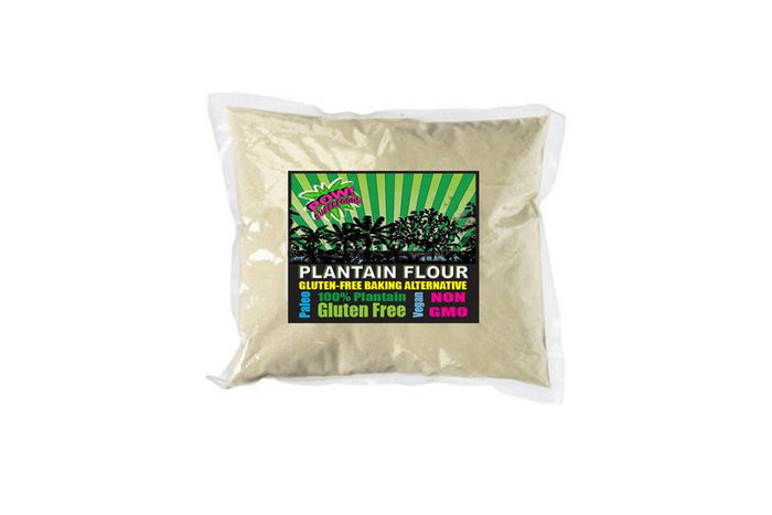Plantain Flour by POW! Superfoods