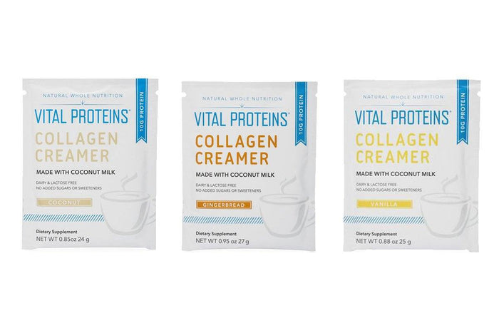Collagen Creamer Single Serve Packet, Sampler, by Vital Proteins