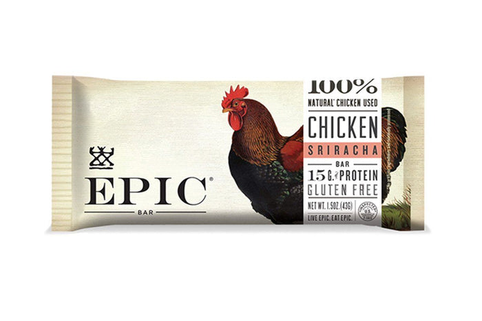Chicken Sriracha EPIC Bar by EPIC