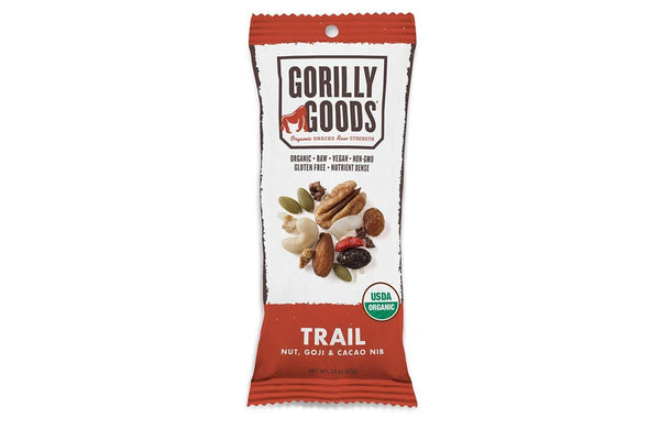Trail Mix with Goji & Cacao by Gorilly Goods