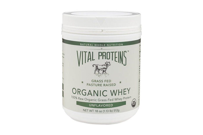 Organic Grass-Fed Whey Protein by Vital Proteins